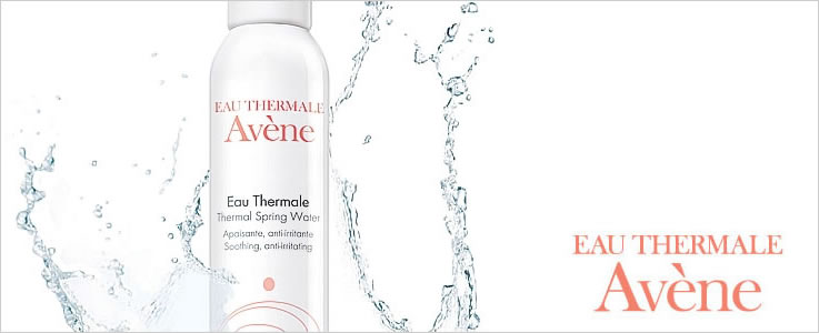 Avene Skincare, Sun Care, Body Products and Thermal Water.