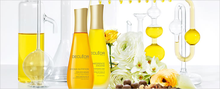Decleor Skin Care and Aromessence