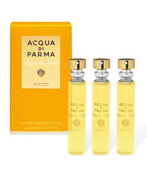 Acqua Di Parma Magnolia Nobile EDP Travel Refills 3 x 20ml