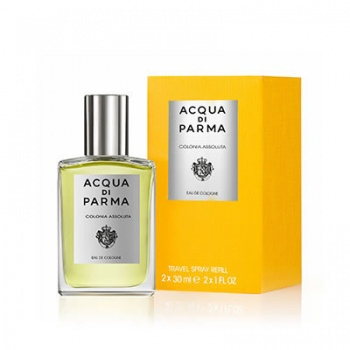 Acqua Di Parma Colonia Assoluta Travel Spray Refills 2*30ml