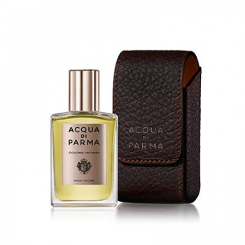 Acqua Di Parma Colonia Intensa Travel Spray with Leather Case 30ml