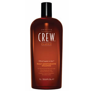 American Crew Daily Moisturising Shampoo 250ml (Normal/Oily Hair)
