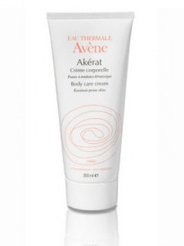 Avene Akerat Body Cream 200ml (Dry/Ictiosic Skin)