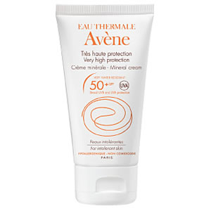 Avene Very High Protection Mineral Cream SPF50+ 50ml