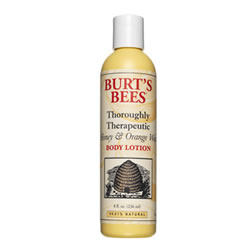 Burt's Bees Fragrance Free Body Lotion 175ml