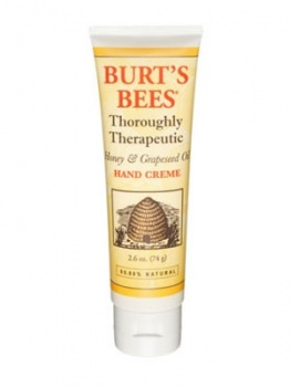 Burt's Bees Honey and Grapeseed Oil Hand Cream 74g