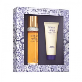 Elizabeth Taylor Diamonds and Sapphires EDT Gift Set