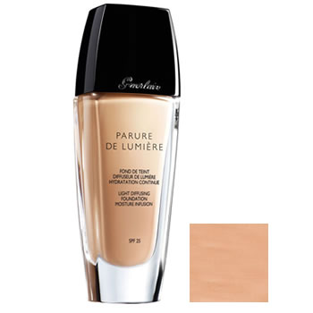 Guerlain Parure De Lumiere Foundation Fluid Dore Naturel 23 30ml