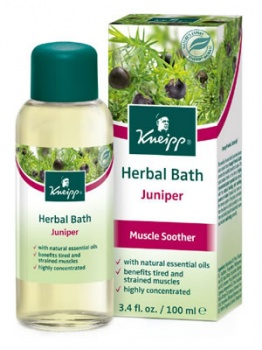 Kneipp Herbal Bath Juniper 100ml (Sore Muscles)
