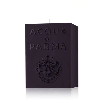 Compare prices for Acqua di Parma Black Cube Candle Amber Fragrance 1000g
