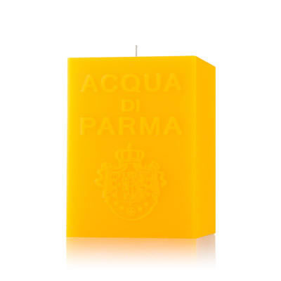 Image of Acqua di Parma Yellow Cube Candle Colonia fragrance1000g