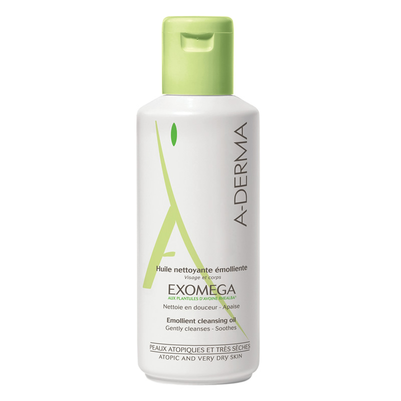 Compare retail prices of A-DERMA Exomega Emollient Cleansing Oil 200ml to get the best deal online