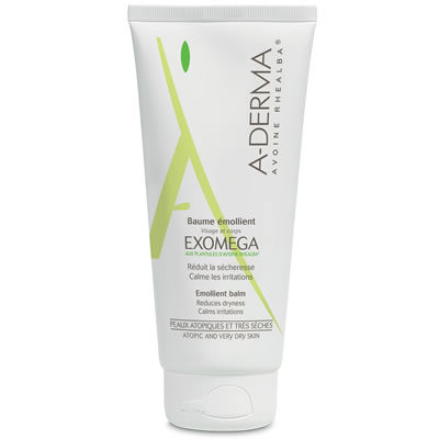Compare retail prices of A-DERMA Exomega Emollient Balm 200ml to get the best deal online