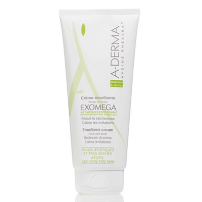 Compare retail prices of A-DERMA Exomega Emollient Cream 200ml to get the best deal online