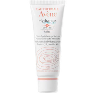 avene hydrance optimale rich spf 20 40ml. Black Bedroom Furniture Sets. Home Design Ideas