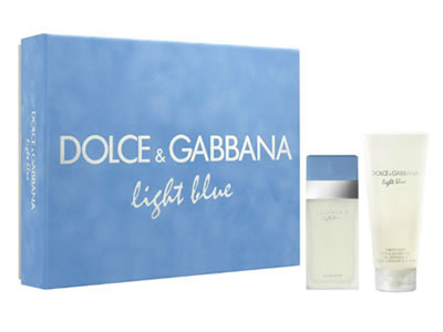 Dolce & Gabbana Light Blue EDT 25ml Gift Set
