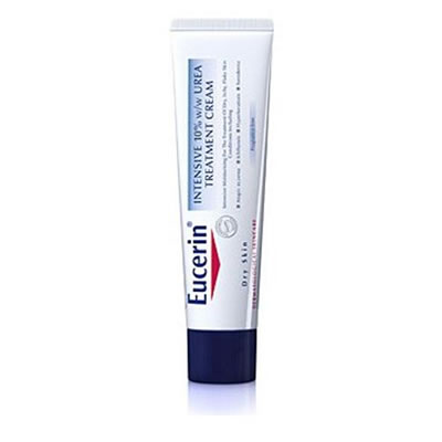 Click to view product details and reviews for Eucerin Dry Skin Intensive 10 Urea Treatment Cream 100ml.