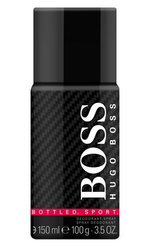 hugo boss bottled sport deodorant spray 150ml. Black Bedroom Furniture Sets. Home Design Ideas
