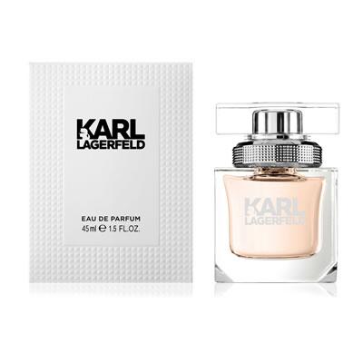 karl lagerfeld pour femme eau de parfum 45ml. Black Bedroom Furniture Sets. Home Design Ideas