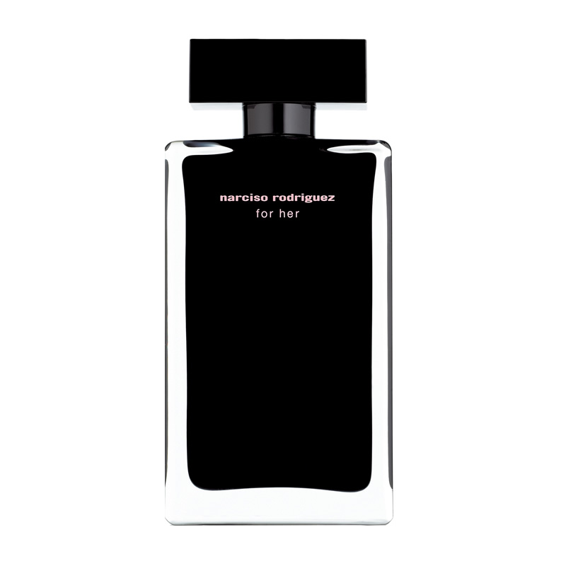 narciso rodriguez for her edt 100ml. Black Bedroom Furniture Sets. Home Design Ideas