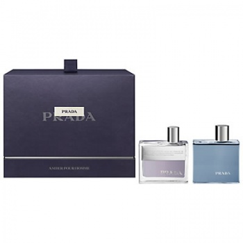 Prada For Men Gift Set