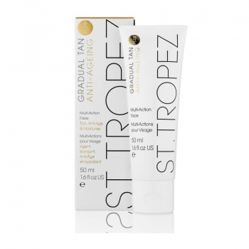 St. Tropez Gradual Tan Plus Anti-Ageing Face 50ml