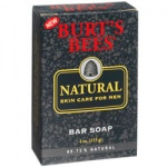 Burts Bees Mens Soap Bar 110g