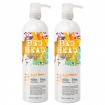 TIGI Bed Head Colour Combat Dumb Blonde Duo 2 x 750ml