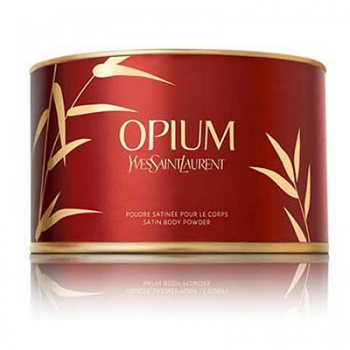 Yves Saint Laurent YSL Opium For Women Satin Body Powder 100g