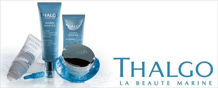 Thalgo Skin Care, Body Crae and Salon Beauty Products