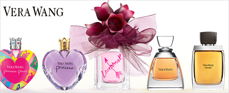 Vera Wang Perfume and Fragrance for Men and Women.