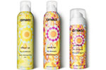 amika dry shampoos and conditioners