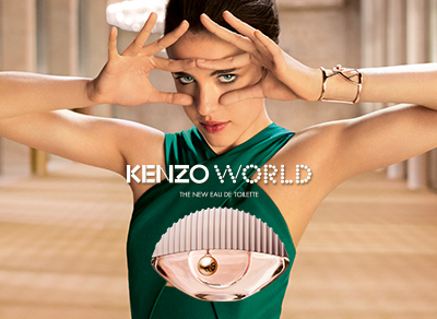 New Kenzo World EDT