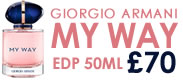 Giorgio Armani My Way EDP 50ML