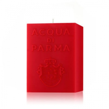 Acqua di Parma Red Cube Candle Spicy Woods Fragrance 1000g