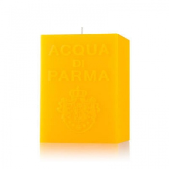 Acqua di Parma Yellow Cube Candle Colonia fragrance1000g