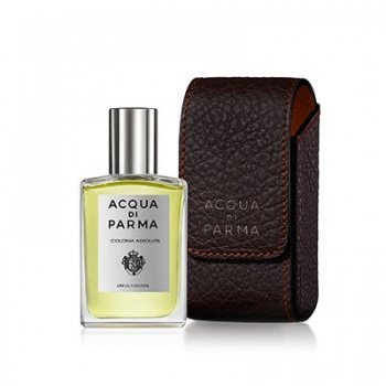 Acqua Di Parma Colonia Assoluta Travel Spray with Leather Case 30ml