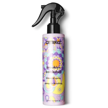 amika brooklyn bombshell blowout spray 200ml