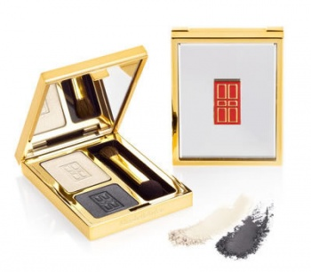Elizabeth Arden Beautiful Color Duo Eyeshadows Black Tie
