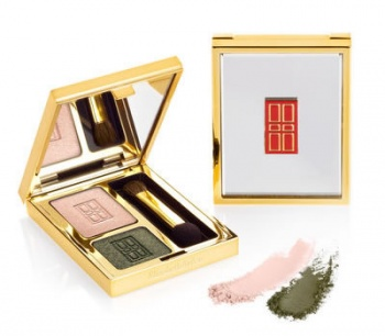 Elizabeth Arden Beautiful Color Duo Eyeshadows Classic Khaki