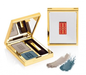 Elizabeth Arden Beautiful Color Duo Eyeshadows Misty Teal
