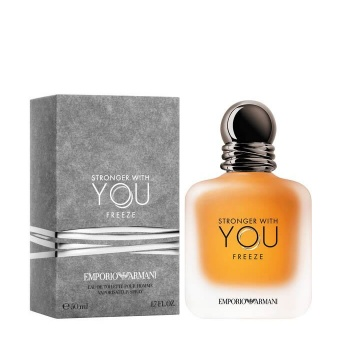 Emporio Armani Stronger With You Freeze EDT 50ml