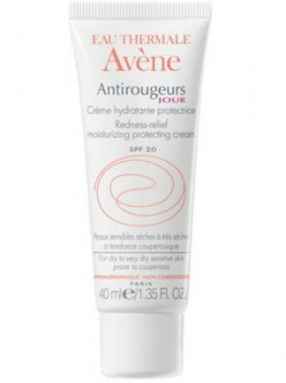 Avene Antirougeurs Jour Moisurising Cream SPF 20 40ml