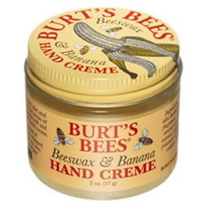 Burt's Bees Beeswax and Banana Hand Cream 55g