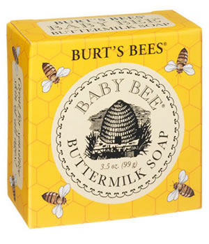 Burt's Bees Baby Bee Buttermilk Soap 99g