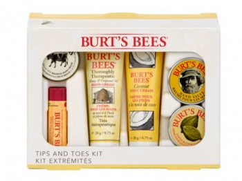Burts Bees Tips N Toes Hands and Feet Kit