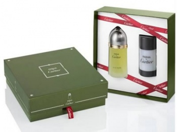 Cartier Pasha For Men Gift Set