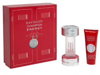 Davidoff Champion Energy Gift Set