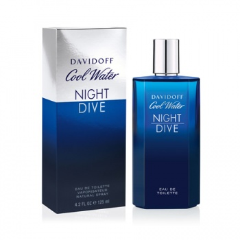 Davidoff Cool Water Man Night Dive EDT 125ml