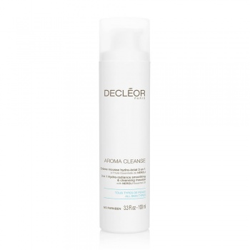 Decleor Aroma Cleanse 3-in-1 Hydra-Radiance Cleansing Mousse 100ml